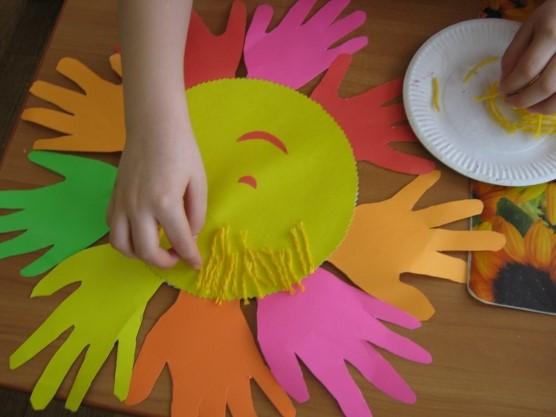 Детские поделки своими руками для малышей